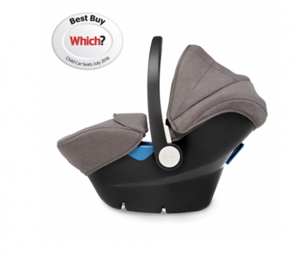 Silver Cross Wave Simplicity Group 0+ Car Seat 1