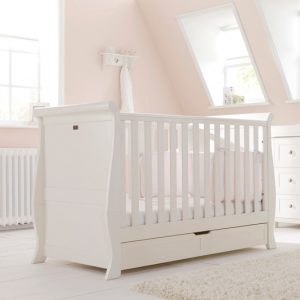 silver cross NOSTALGIA SLEIGH COT ROOM SET