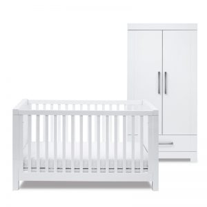silver cross Notting Hill Cot Wardrobe