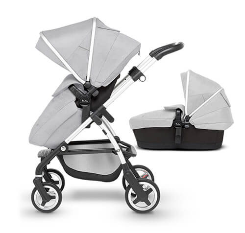 babycare pram 3 1