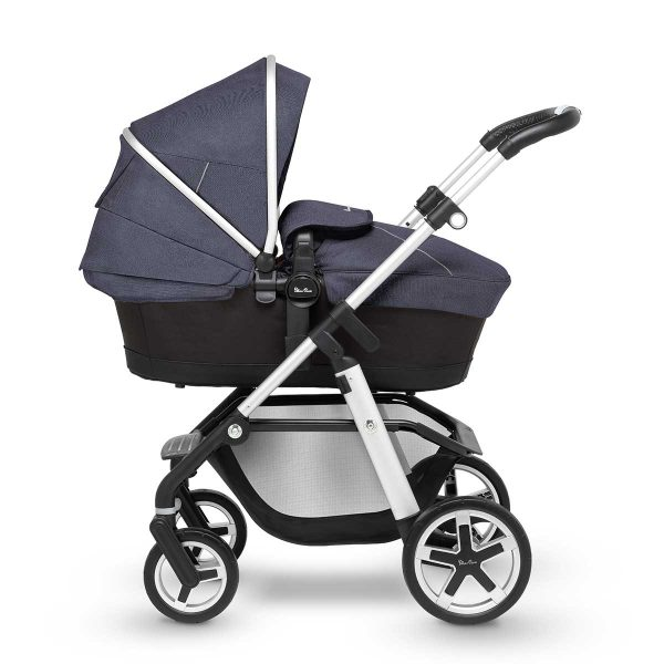 Silver Cross Pioneer Midnight Carrycot