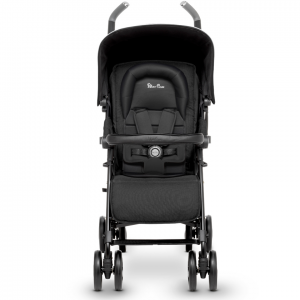 Silver Cross Reflex Pushchair 2018 Onyx Front