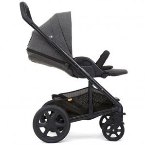 Joie Chrome DLX Carrycot & Stroller 3
