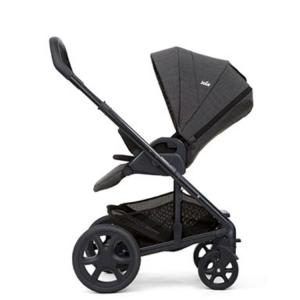 Joie Chrome DLX Carrycot & Stroller 4