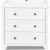 nost dresser white