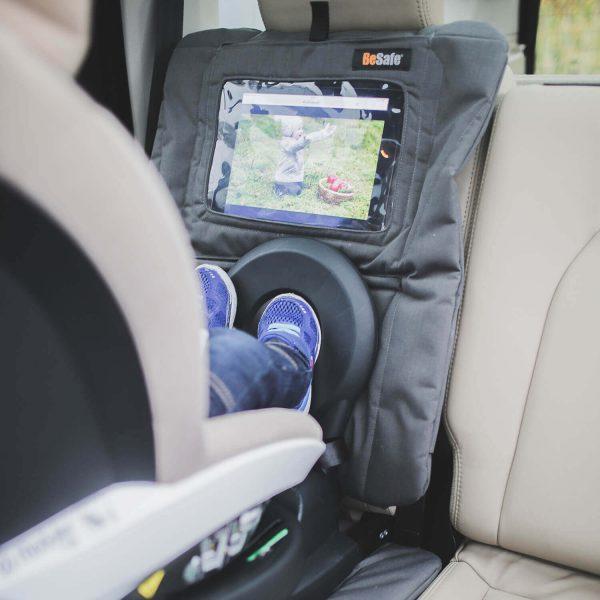 BeSafe Tablet & Car Seat Protector 1