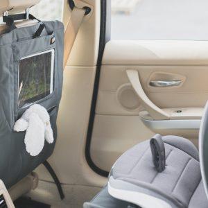 BeSafe Tablet & Car Seat Protector 5