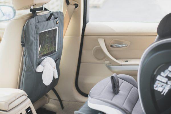 BeSafe Tablet & Car Seat Protector 2