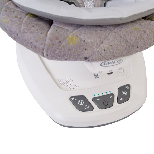 Graco Move With Me Swing - Stargazer 3