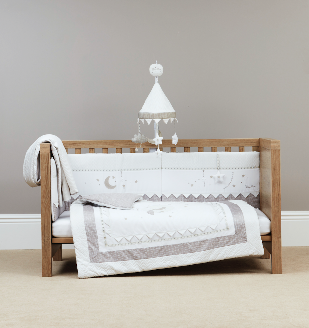 1cbbbaba Silver Cross To The Moon & Back Quilt & Sleepsuit | Baby Care Online