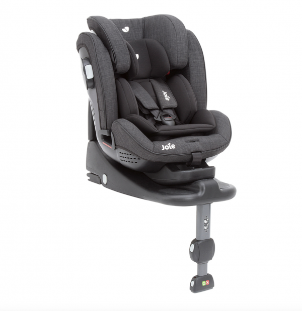 Joie Stages ISOFIX Group 0+/1/2 Car Seat 3