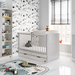 Obaby Madrid 3 Piece Room Set - Luna 3