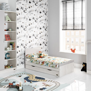 Obaby Madrid 3 Piece Room Set - Luna 4