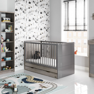 obaby Madrid 3 piece room set eclipse