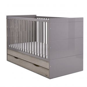 Obaby Madrid Cot Bed Eclipse