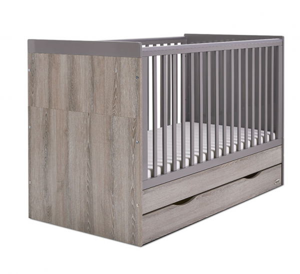 Obaby Madrid Cot Bed - Eclipse 2
