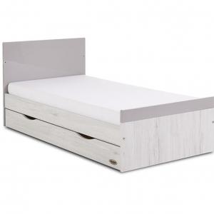 Obaby Madrid Cot Bed - Lunar 9