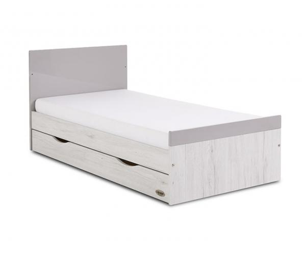 Obaby Madrid Cot Bed - Lunar 4