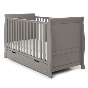Obaby Stamford Classic 3 Piece Room Set - Taupe Grey 6