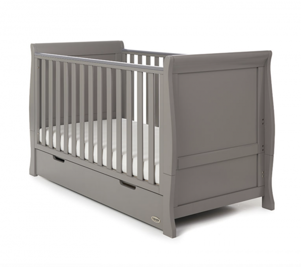 Obaby Stamford Classic 3 Piece Room Set - Taupe Grey 1