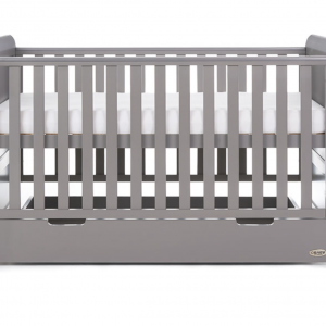 Obaby Stamford Classic 3 Piece Room Set - Taupe Grey 7