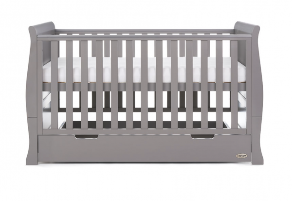 Obaby Stamford Classic 3 Piece Room Set - Taupe Grey 2