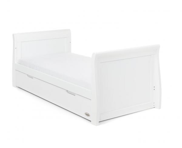 Obaby Stamford Classic 3 Piece Room Set - White 2