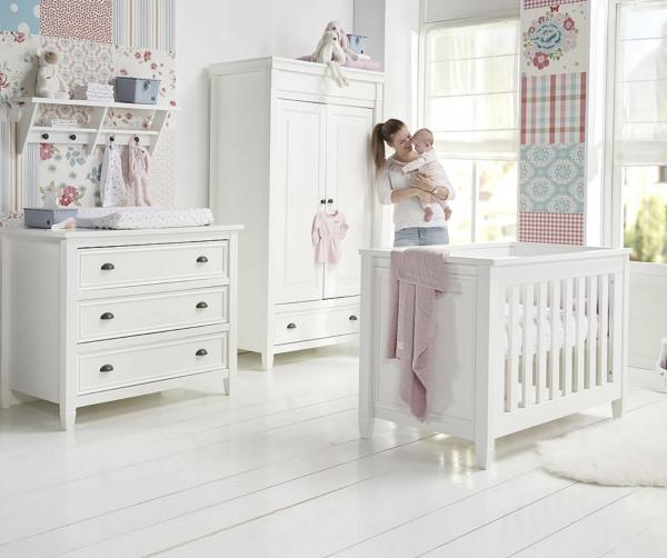 Baby Style Marbella Three Piece Room Set