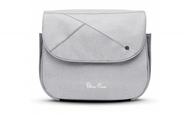 Platinum changing bag