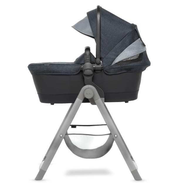 Silver Cross Coast/Wave 2019 Carrycot Stand 1
