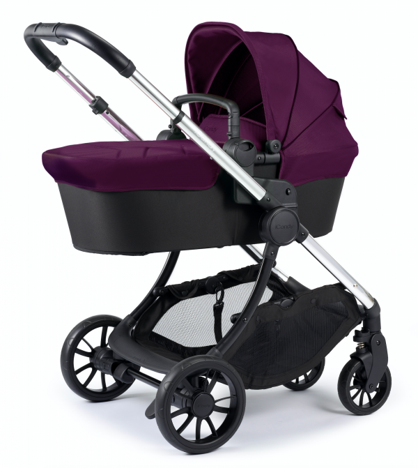 Lime Mulberry carrycot