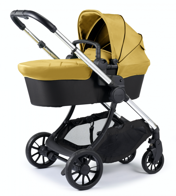 Lime Tumeric carrycot