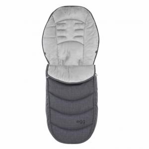 quantum grey footmuff