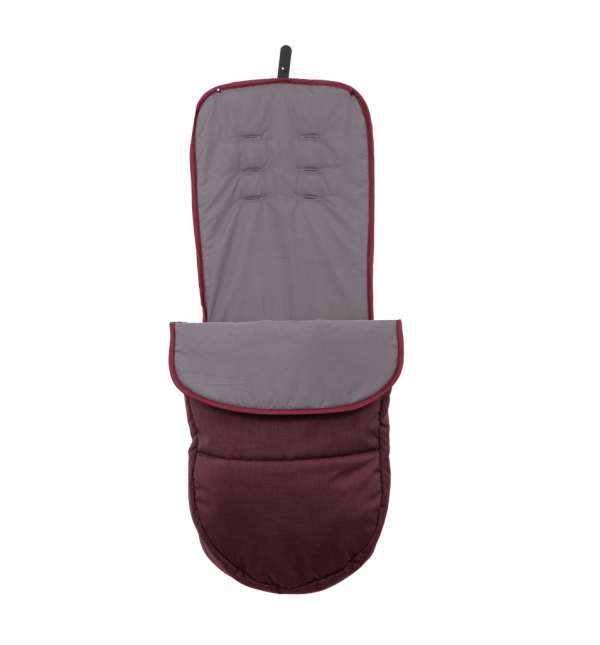 Graco Evo Travel System - Crimson 4