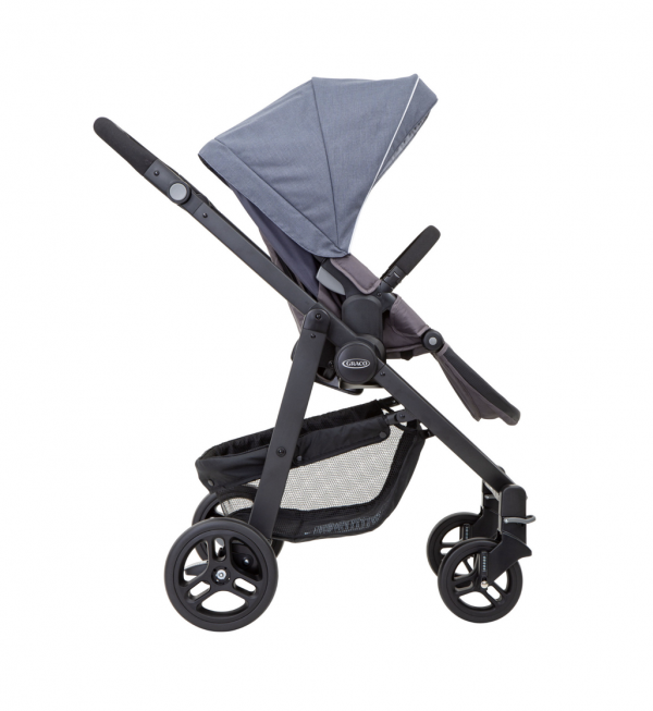 Graco Evo Travel System - Mineral 2