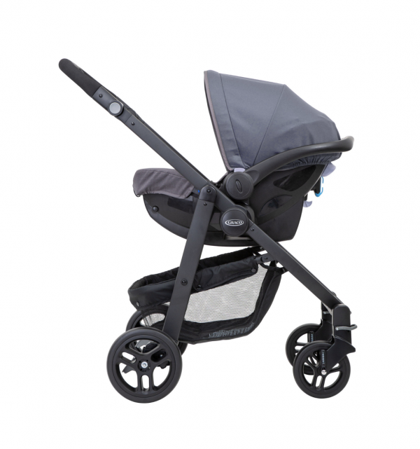 Graco Evo Travel System - Mineral 3