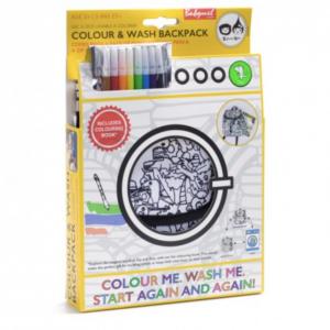 Babymel Colour & Wash Backpack Unicorn 5