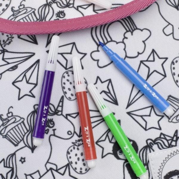 Babymel Colour & Wash Backpack Unicorn 3