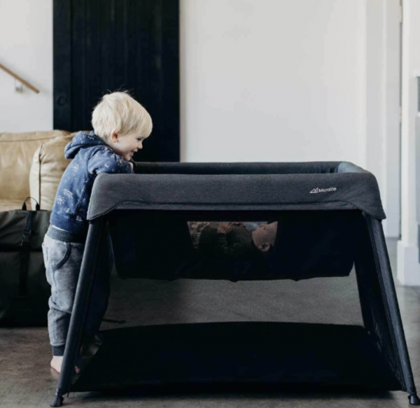 Micralite Sleep and Go Travel Cot with FREE Travel Bag 4