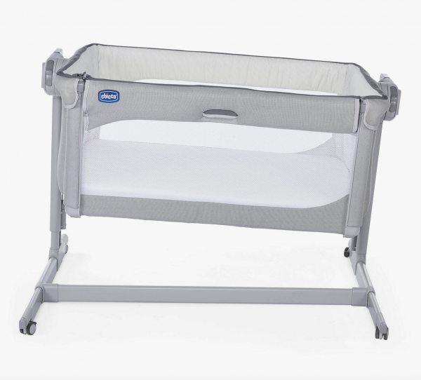 Chicco Next 2 Me Magic Bedside Crib Bundle 4