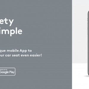 silver cross car seat app