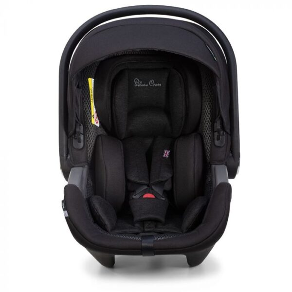 Silver Cross Dream iSize Group 0+ Car Seat - Donnington 2