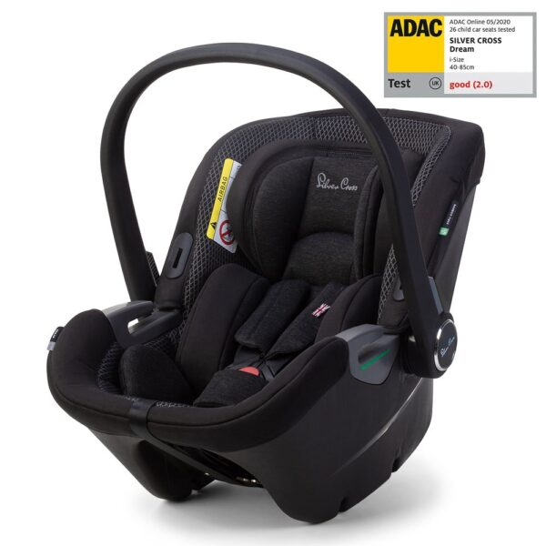 Silver Cross Dream iSize Group 0+ Car Seat - Donnington 3