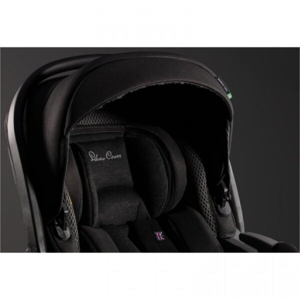 Silver Cross Dream iSize Group 0+ Car Seat - Donnington 6