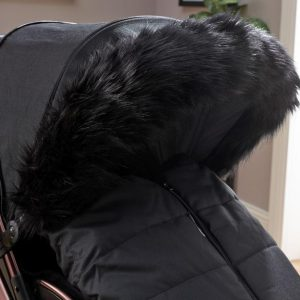 Extra Fluffy Hood Fur Trim 6