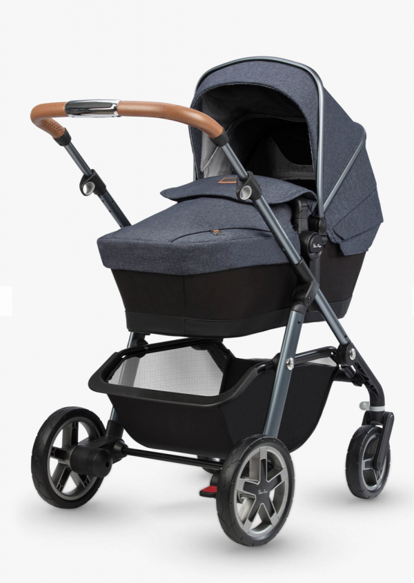 Silver Cross Pioneer Orkney Special Edition & Dream iSize Car Seat 1