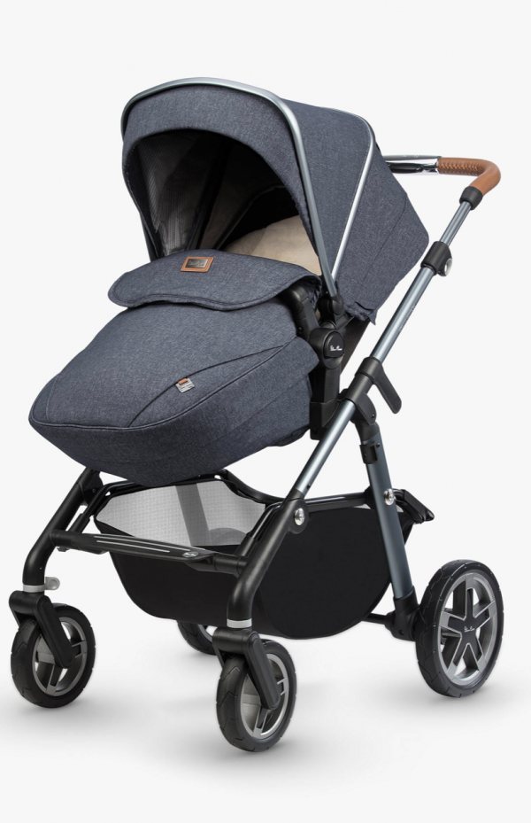 Silver Cross Pioneer Orkney Special Edition & Dream iSize Car Seat 2