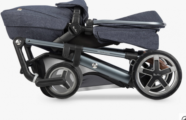Silver Cross Pioneer Orkney Special Edition & Dream iSize Car Seat 4