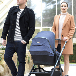 Silver Cross Pioneer Orkney Special Edition & Dream iSize Car Seat 16