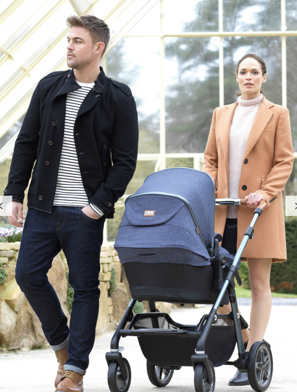 Silver Cross Pioneer Orkney Special Edition & Dream iSize Car Seat 7
